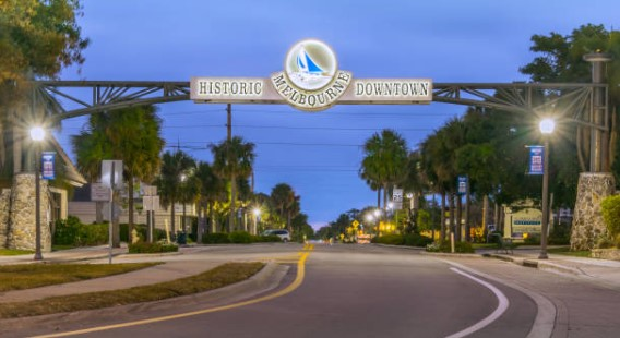 History of Melbourne FL